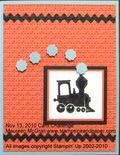 Nov 13, 2010 card challenge 2