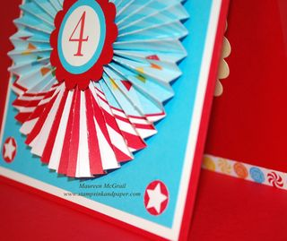 Noah's BD card close-up
