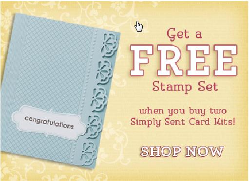 Simply Sent Card Kits Oct 2011