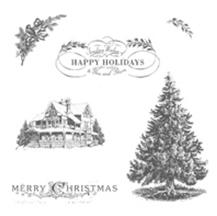 Christmas Lodge image